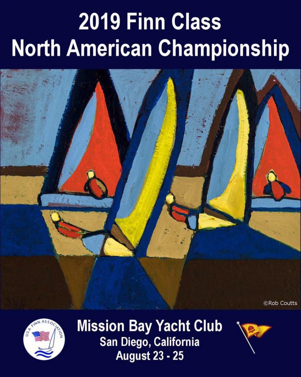 2019 Finn North American Championship