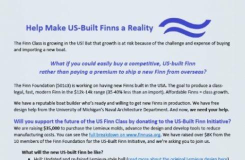 Finn Foundation US-Built Finn Initiative