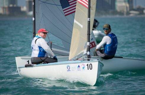 World Sailing Cup Miami – update
